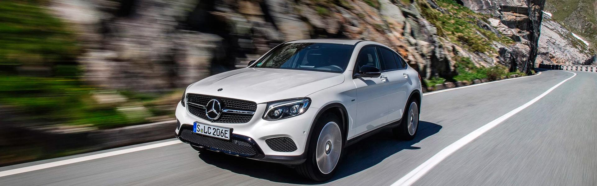 Запчасти на Mercedes GLC